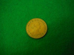 1ペニー硬貨